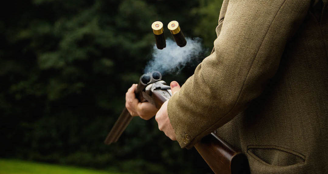 The shooting etiquette that matters