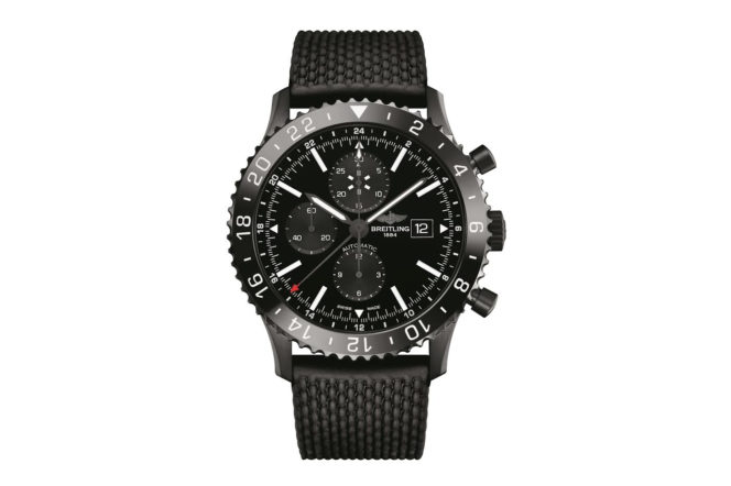 Introducing: The Breitling Blacksteel