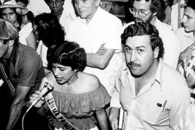 Pictures of Pablo Escobar and his life   The Gentleman's Journal