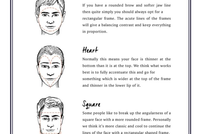 Sunglasses for your face shape: How to choose | The Gentleman\'s Journal
