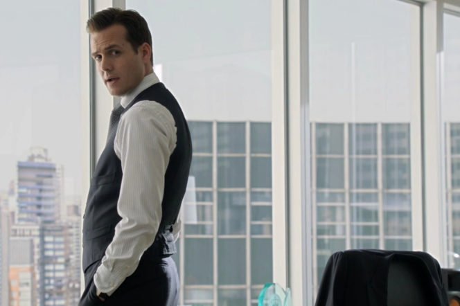 10 style lessons we can learn from Harvey Specter
