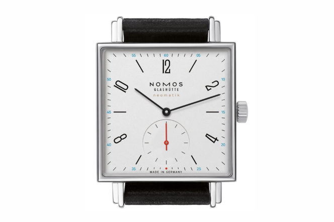 The most stylish gentlemen's square watches