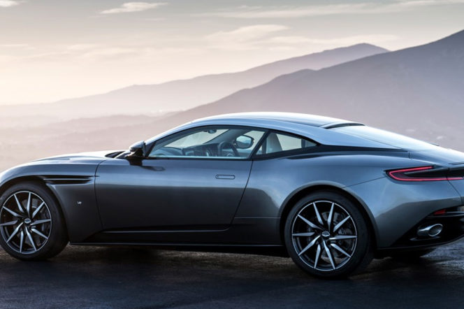 11 things you need to know about the Aston Martin DB11