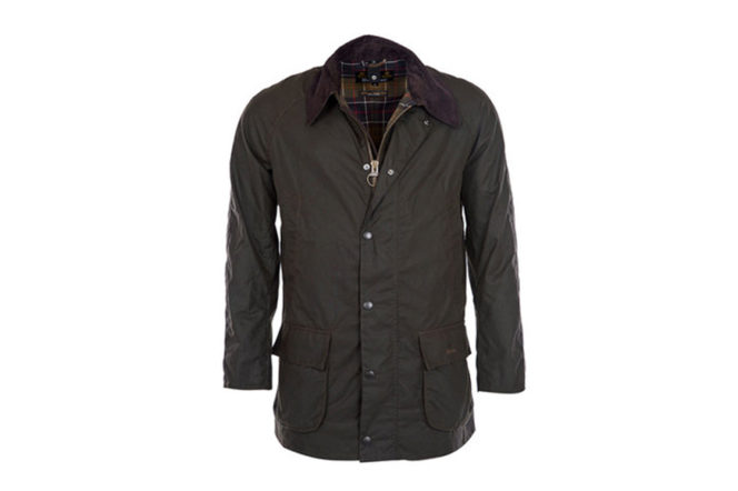 The Pick: The quintessential Barbour jacket