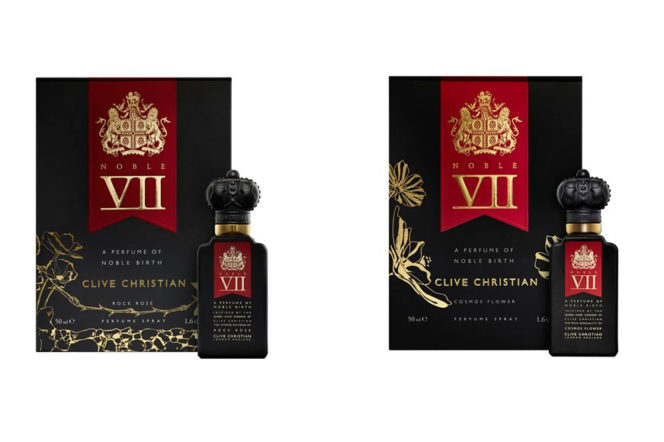 Introducing: Clive Christian's incredible new fragrance
