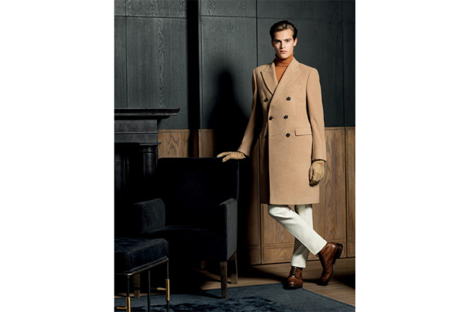 Introducing: Gieves & Hawkes' impeccable new collection