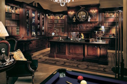 How To Create The Ultimate Gentleman S Office The