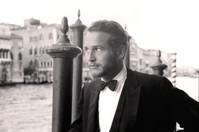 The best photos of Paul Newman's effortless style