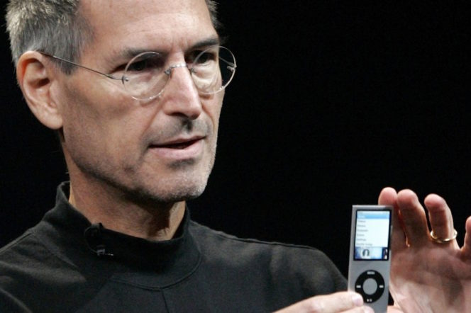 How Steve Jobs commanded respect perfectly
