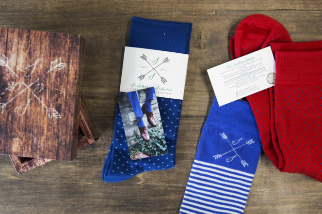 What Southern Scholar is teaching us about socks