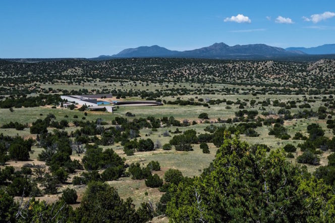 Tom Ford's insane New Mexico ranch is on the market for $75 million