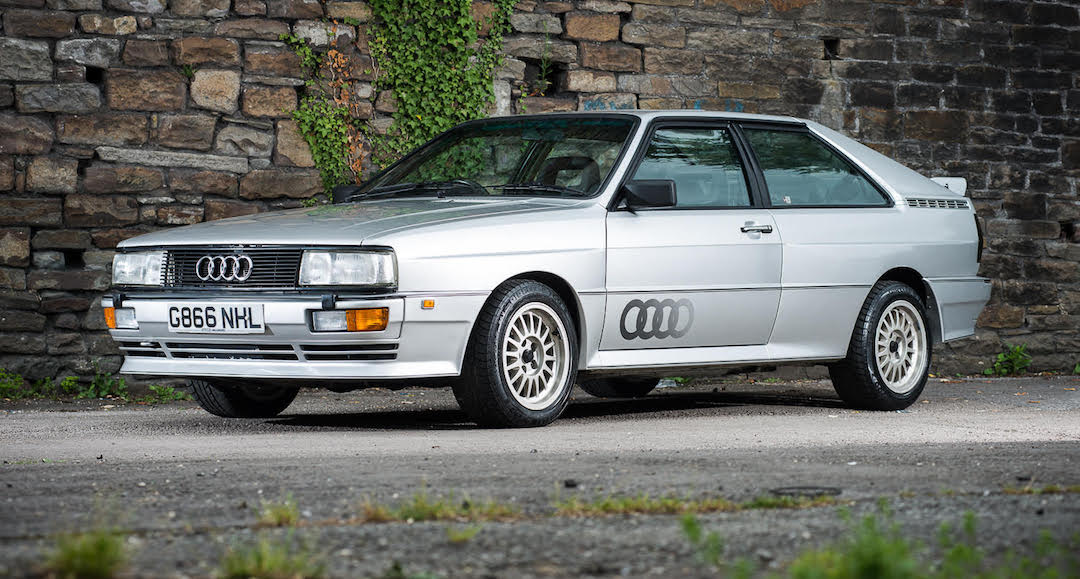 Classic Car Of The Week 1990 Audi Rr Quattro Turbo 20v