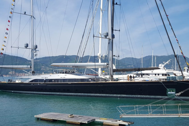 10 yachts you need to visit at the Monaco yacht show