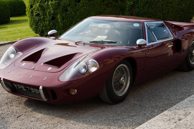 Classic Car Of The Week The Million  Ford Gt Mk Iii