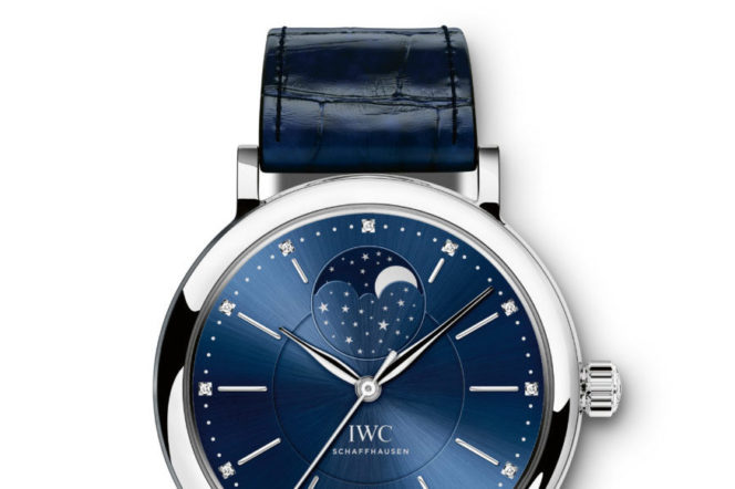 Everything you need to know about the IWC Portofino Moon Phase