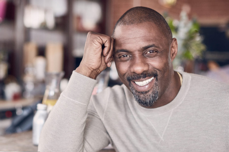 Idris Elba for Purdey's