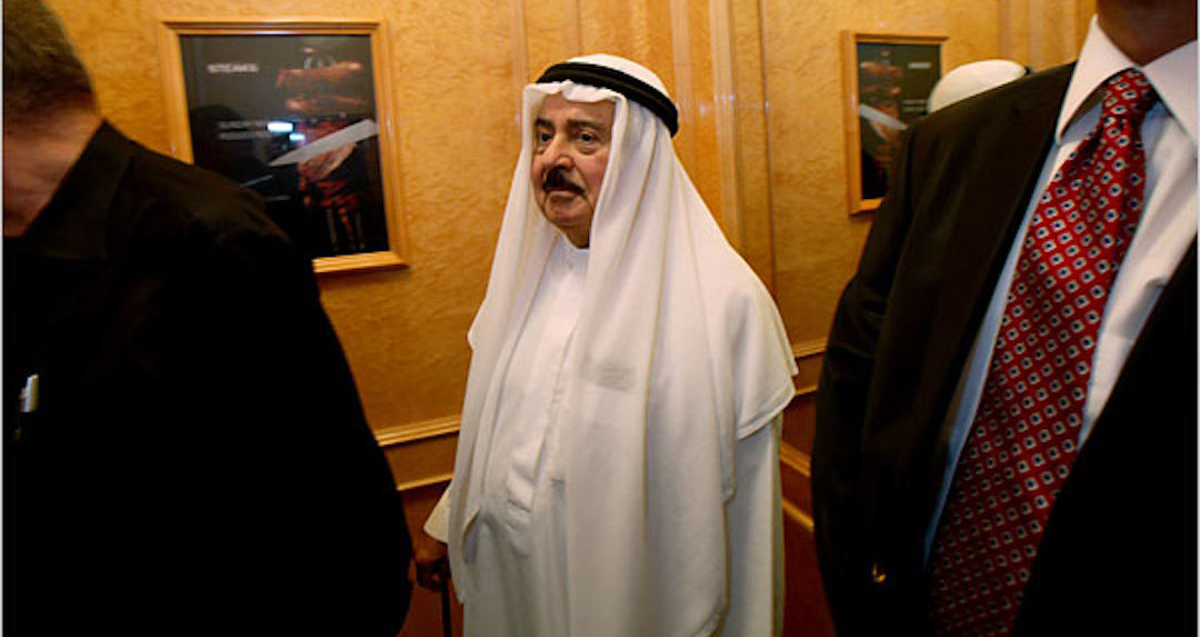 The incredible story of the world's richest arms dealer, Adnan Khashoggi