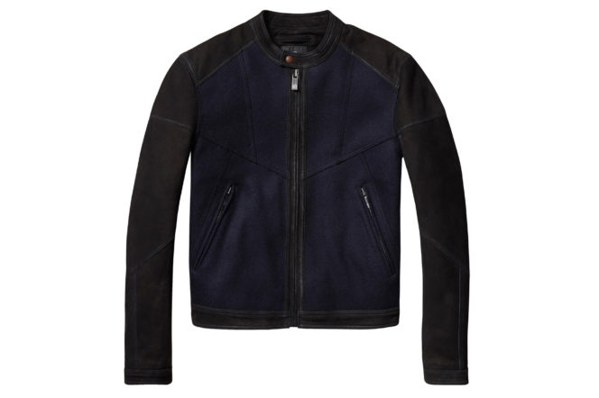 5 of the best suede bomber jackets for Autumn