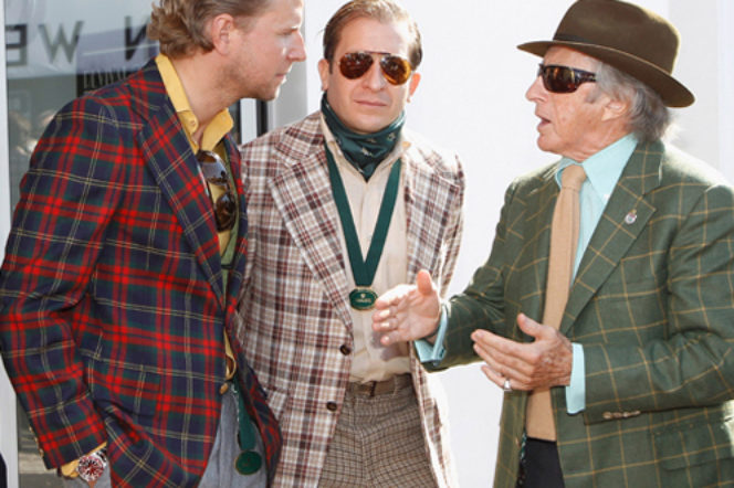 Goodwood Revival outfits: the best of 2016 British GQ 42