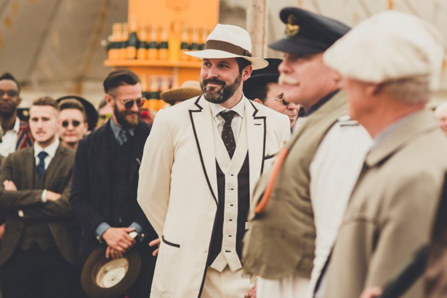 A gentleman's guide to the Goodwood Revival dress code