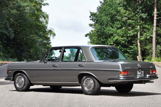 Classic car of the week: 1970 Mercedes-Benz 300 SEL 3.5