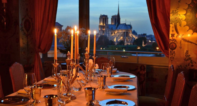The European restaurants that need to be on your bucket list