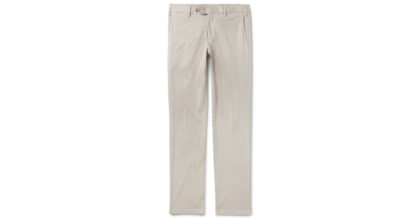 canali trousers in neutral