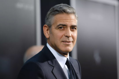 George Clooney shot by D Dipasupil
