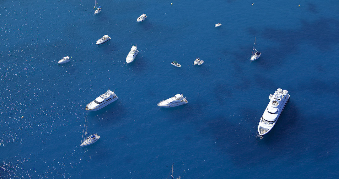 Superyacht society: your guide to the exclusive holidays of the super wealthy