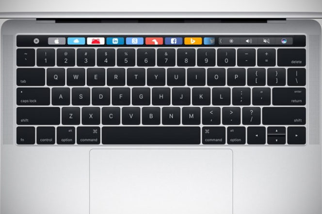 Apple launches new MacBook Pro, featuring 'Touch Bar'