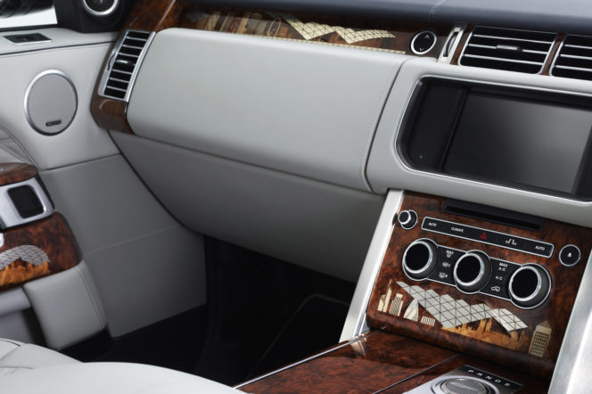 Overfinch's new Range Rover is a love letter to London