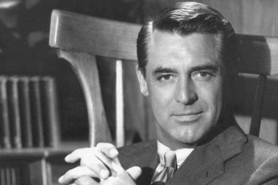 CARY GRANT — Our Quiz (questions and answers)