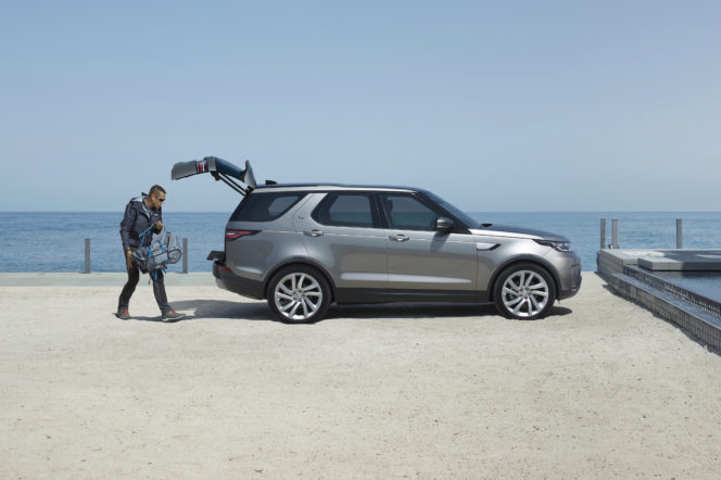 10 things you need to know about the new Land Rover Discovery