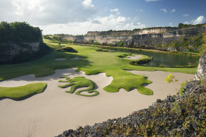 The top ten golf courses you have to play before you die