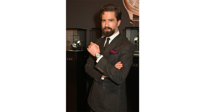 Chopard launches the new L.U.C Traveler collection