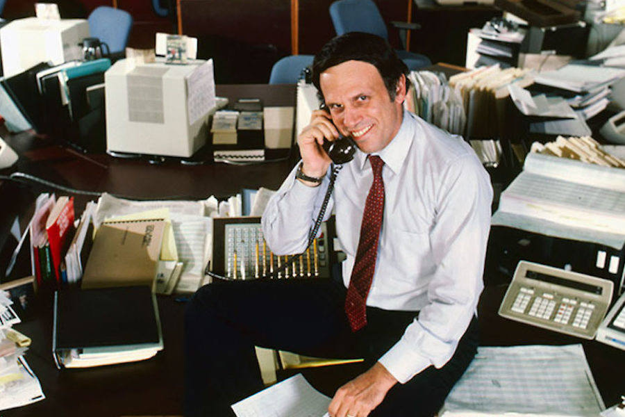 The Story Of Michael Milken The Junk Bond King The