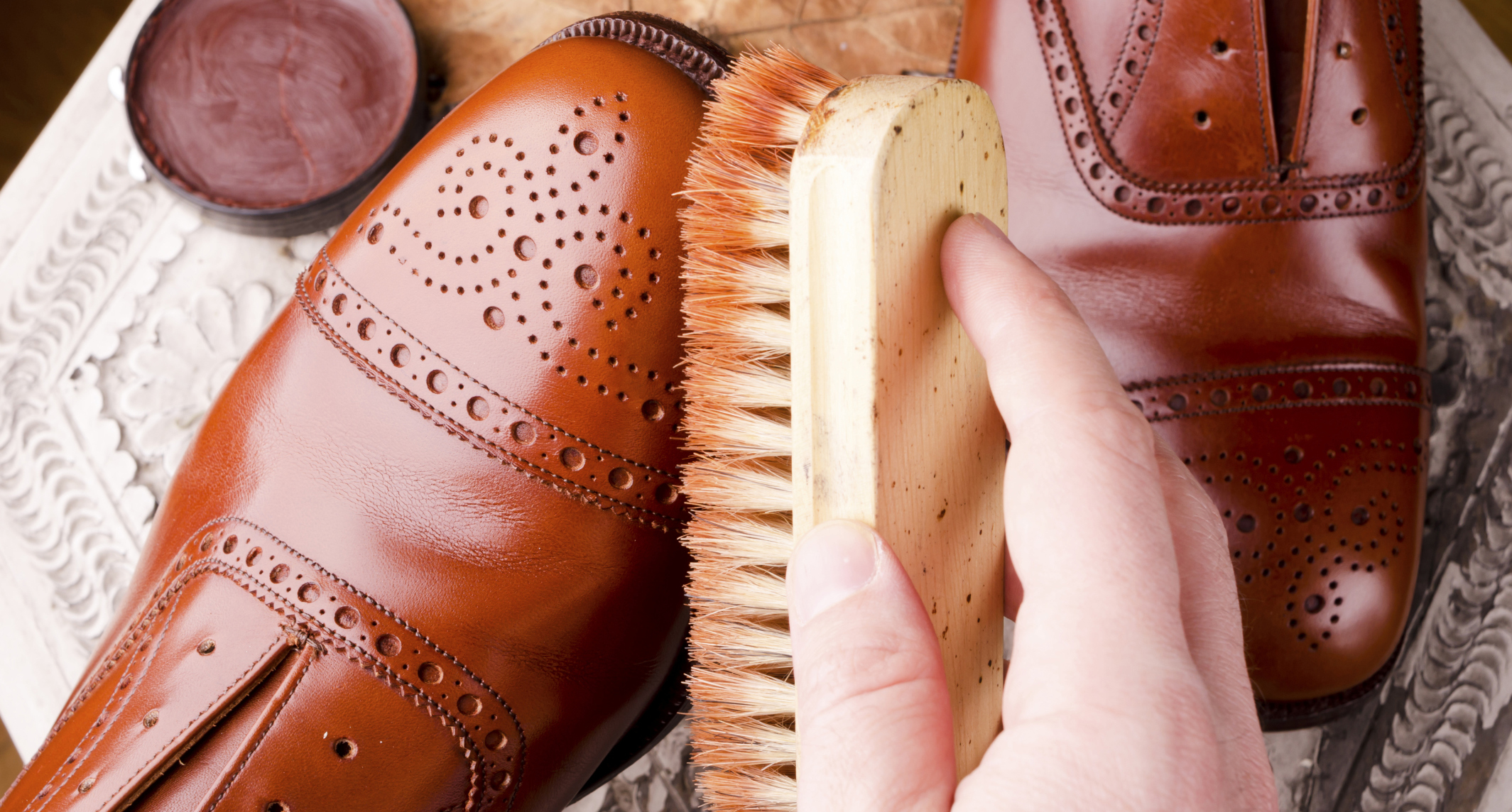 How to Care for Tan Leather Shoes