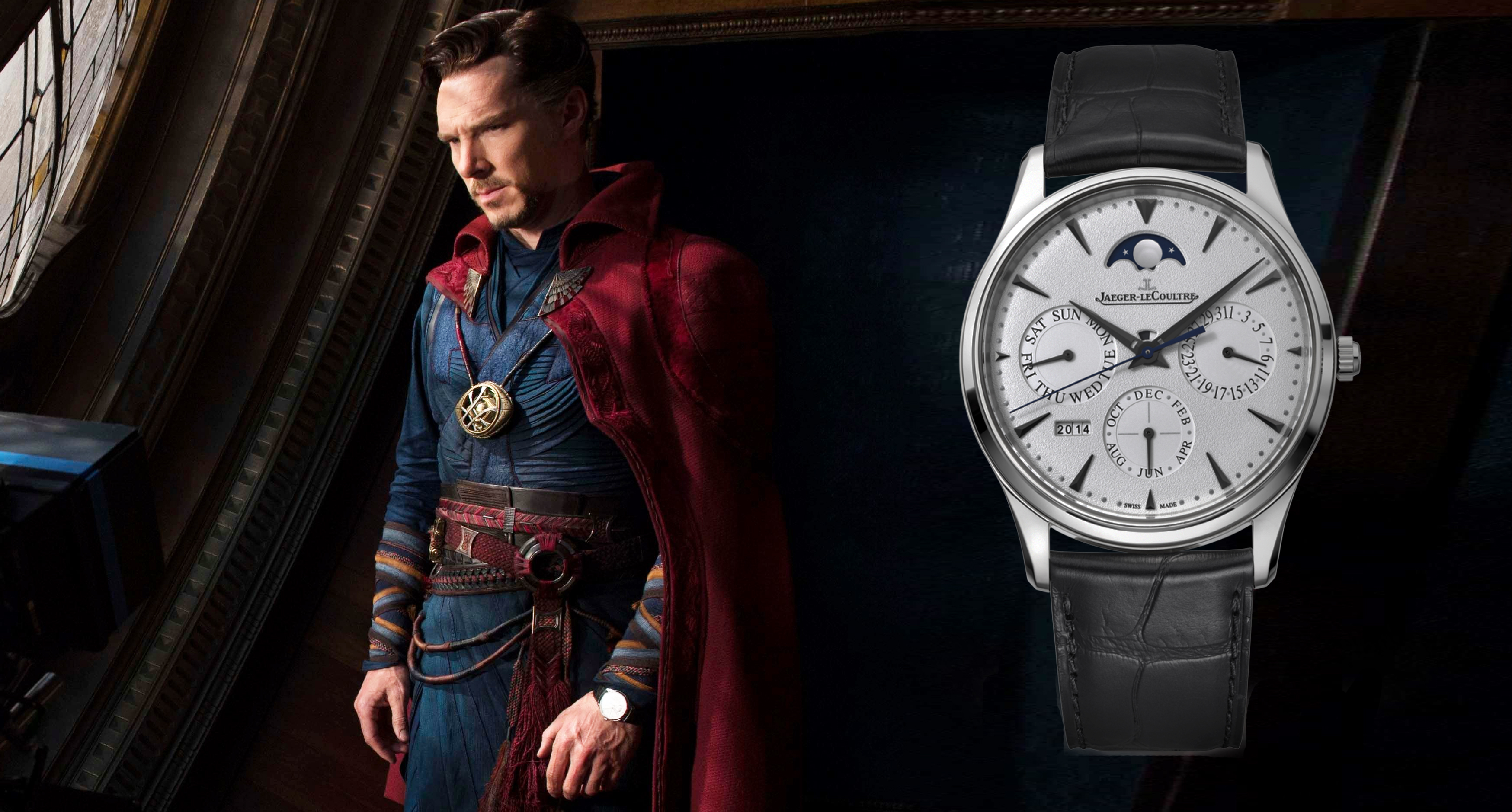 Everything You Need To Know About Doctor Strange S Watch