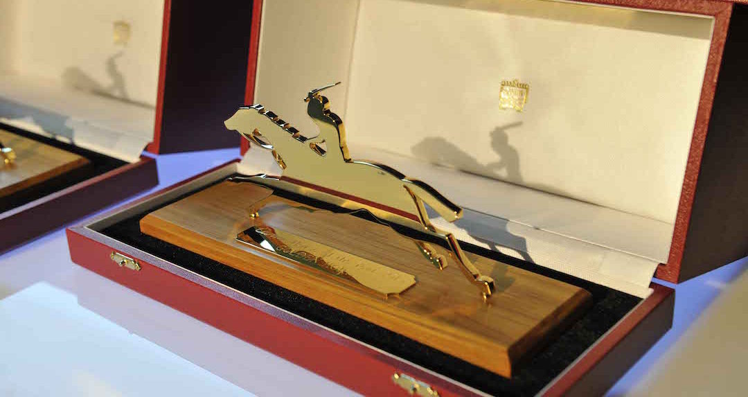 Everything you need to know about tonight's Cartier Racing Awards