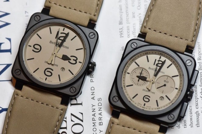 Everything you need to know about Bell & Ross' Desert Type