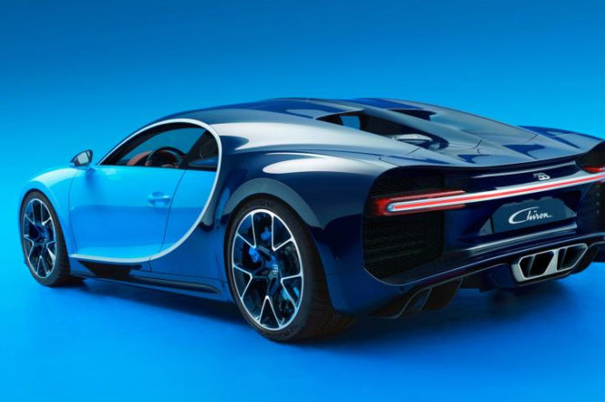 Everything you need to know about the Bugatti Chiron