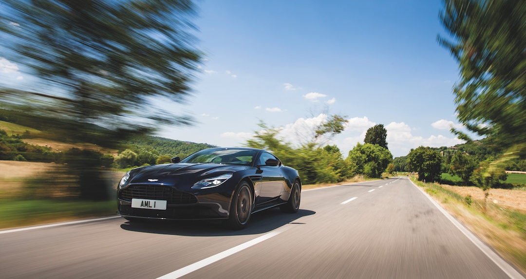 Everything you need to know about the insane AstonMartin DB11