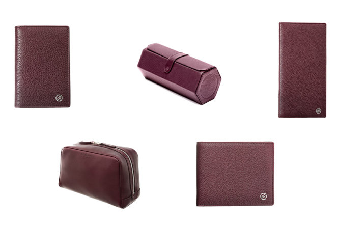 WIN: £775 worth of leather accessories