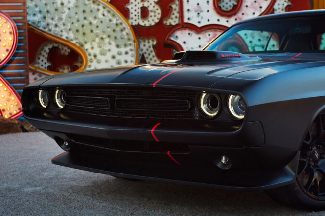 The new Dodge Shakedown Challenger has taken things up a gear