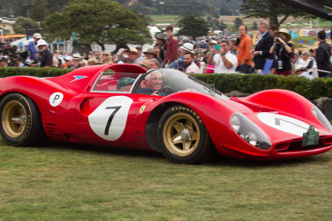 10 of the world's best Ferraris ever built
