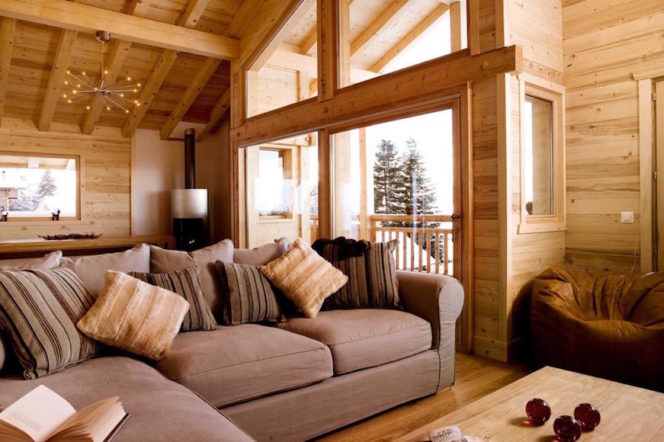 The most insane ski chalets on the market right now