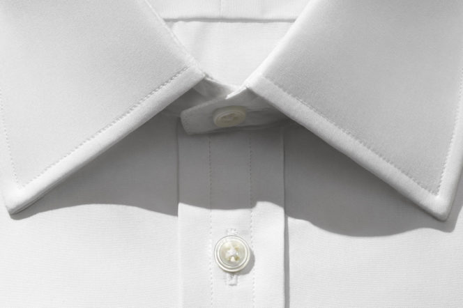 Why every gentleman should own a white Turnbull and Asser shirt