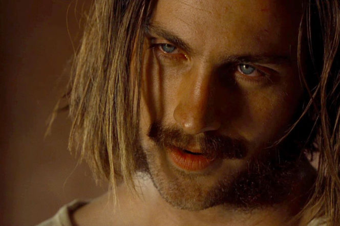 """Aaron Taylor-Johnson: """"For three months I was a disturbing, toxic character"""""""