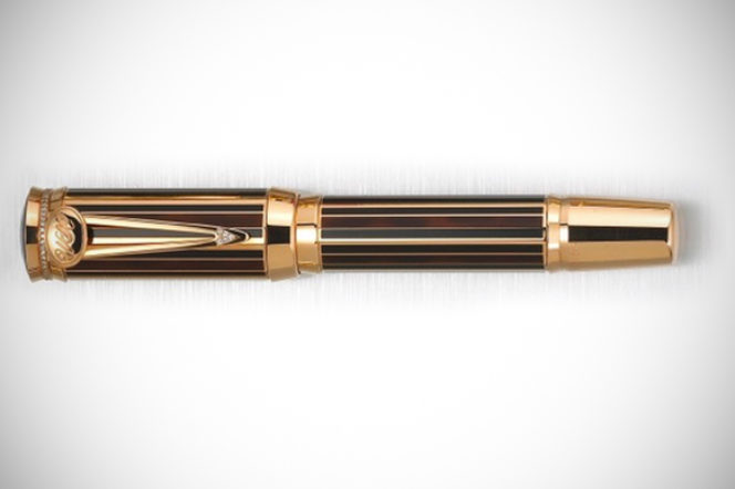 The pens of the world's most famous authors