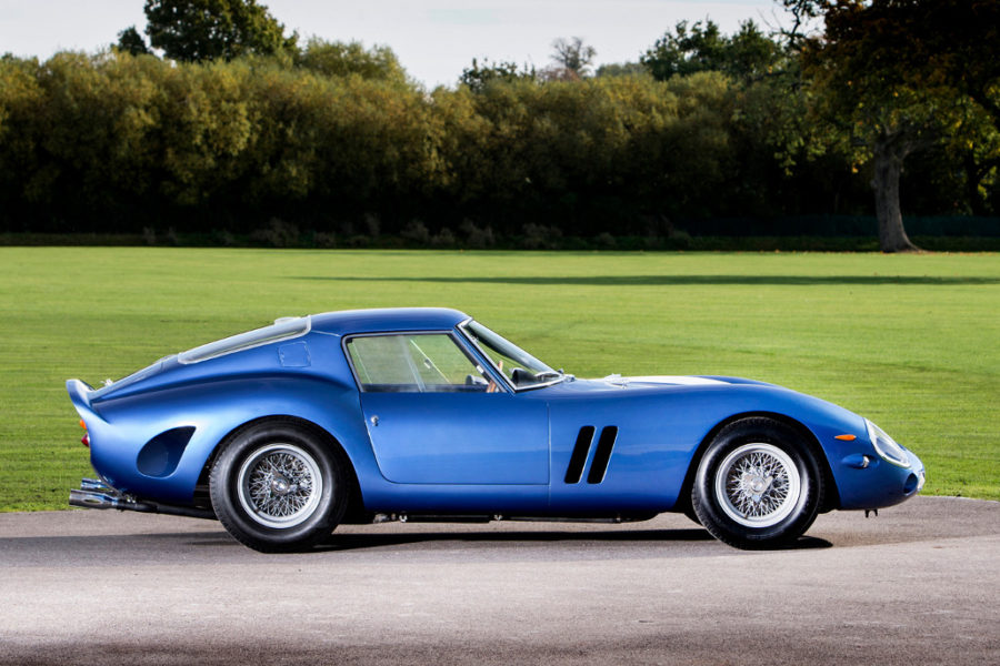Classic Ferrari 250 GTO becomes \'world\'s most expensive car\' | The ...